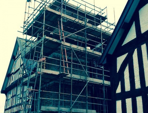 Specialised Scaffolding