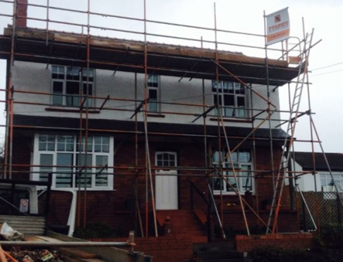 Domestic & Residential Scaffolding