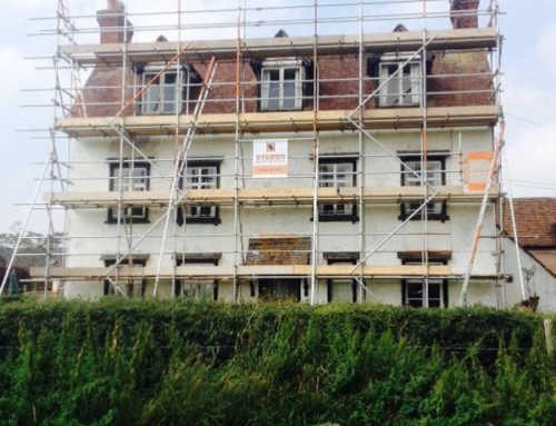 Domestic & Residential Scaffold