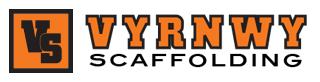 Vyrnwy Scaffolding Logo